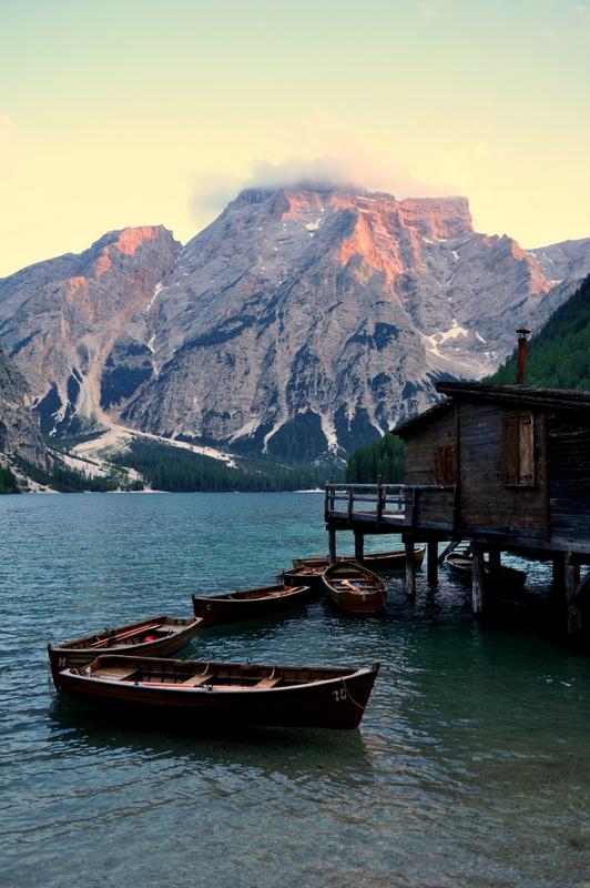 Soggiorno Lago Di Braies : Di Erika Renai E Le Melodie Del Violino Di ...