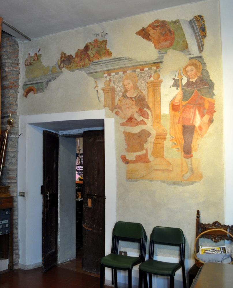 L'affresco e la porta... Dove va la nostra Chiesa di Como? (1/2)