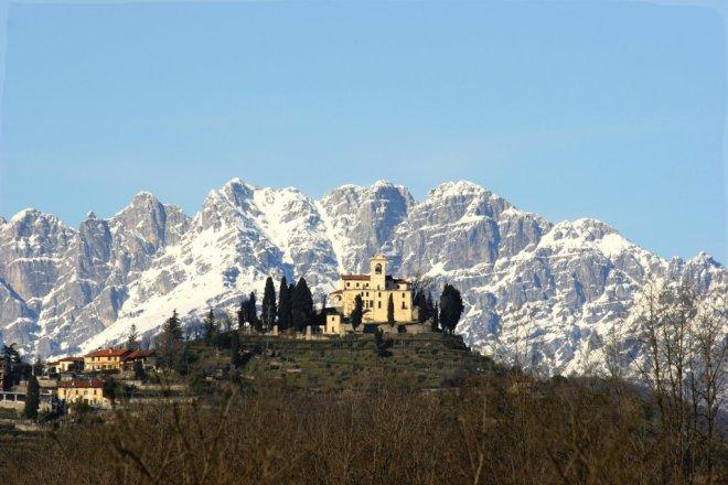 Santuario di Montevecchia
