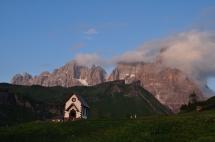Passo Rolle e Pale di San Martino