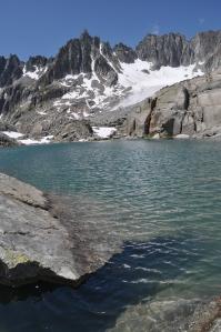 Laghetto vicino al Rifugio Sidelen (Svizzera - Canton Uri)