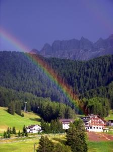 Arcobaleno su Alaska