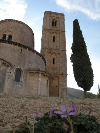 Abbazia di Sant'Antimo - Montalcino