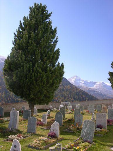 Cimitero Avers