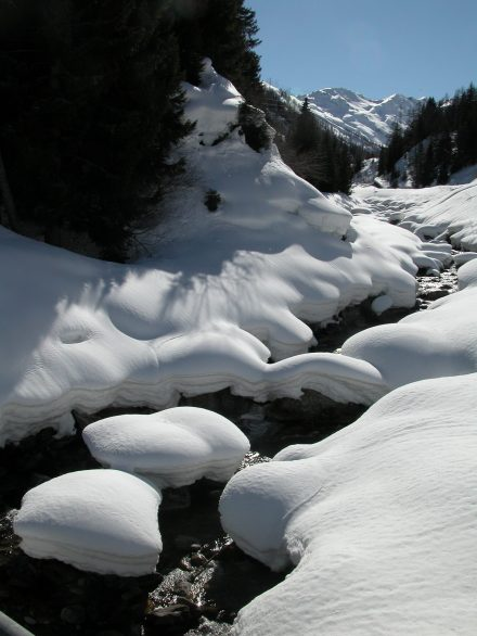 Val Bedretto invernale